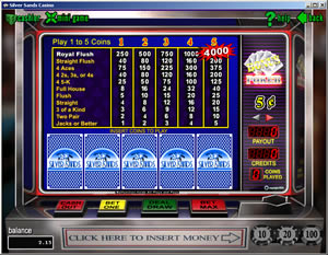 video poker tutorial