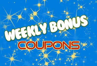 Subscribe to get our weekly bonus offers!